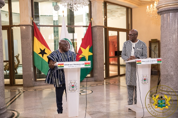 ECOWAS Will Put Together And Help Fight Terrorism As A Collective One- ECOWAS Chair